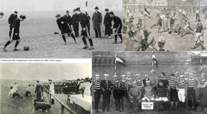 Fußlümmelei: Tempelhof, Wiege des Deutschen Fußballs