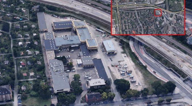 Werner-Voß-Damm: städtebauliche Entwicklung am Südkreuz