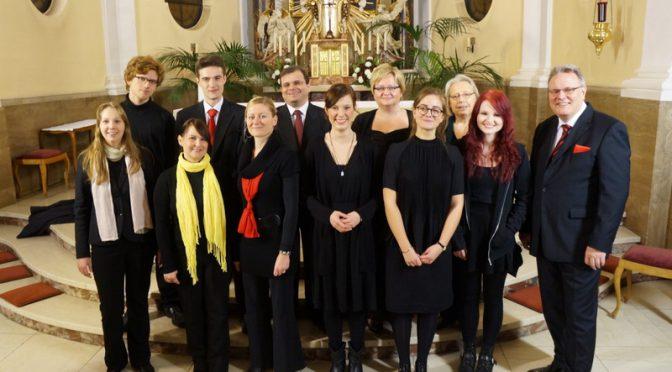 Musik zum Volkstrauertag in der Rundkirche