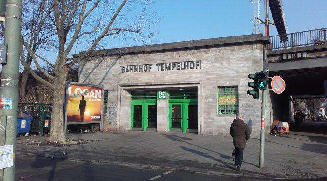 Denkmal Bahnhof Tempelhof